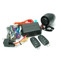 M824 - Remote  24 Volt Security System